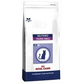Royal Canin cat vet care neutered young male 3,5kg