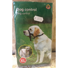 Pet Products dog control muilband XS