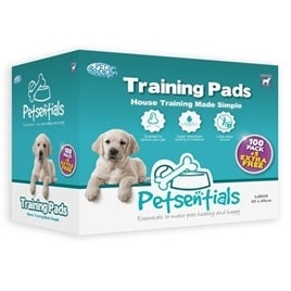 Petsentials puppy training pads 105 st.
