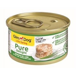 Gimdog Little Darling pure delight kip/lam 12x85gr