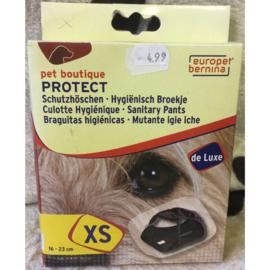 Europet bernina protect hygiënisch broekje XS
