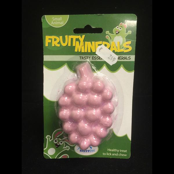 Happy Pet fruity minerals framboos groot