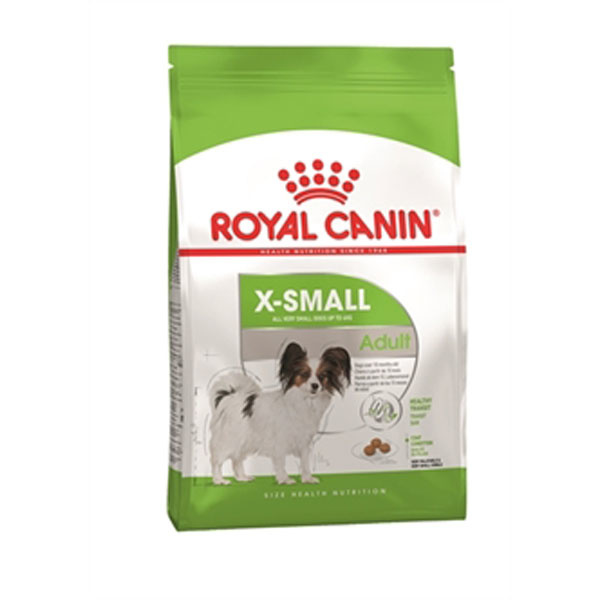 Royal canin adult XS 500gr.