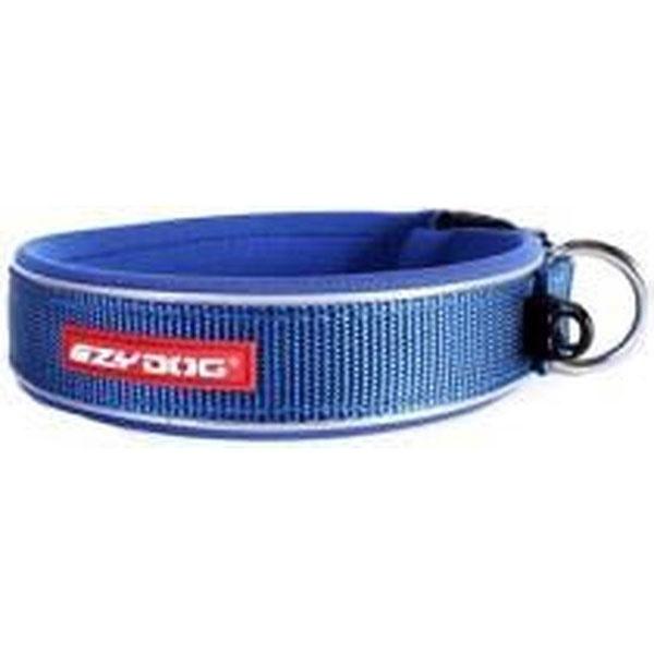 Ezydog Neo Classic halsband S blauw