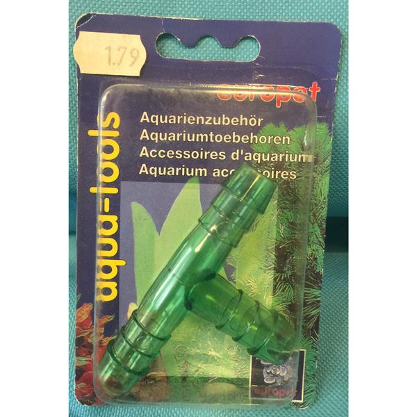 Europet aqua tools luchtslang T-stuk 12-16 mm