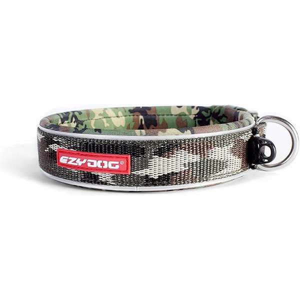Ezydog Neo Classic halsband XS camouflage