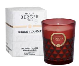 Maison Berger Geurkaars Clarity Bordeaux Amber Powder