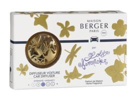 Maison Berger Autoparfumset Lolita Lempicka Satin Gold