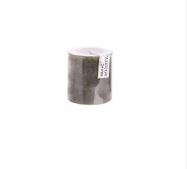Pillar Candle 9x15cm Green