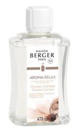 Maison Berger Diffuser Navulling Aroma Oriental Comfort 475 ml