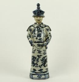 Chinees beeldje keizer/ grootvader