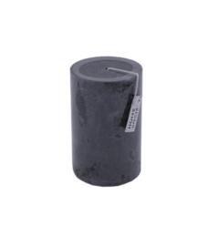 Pillar Candle 9x15cm D.Grey