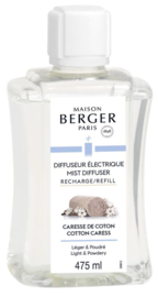 Maison Berger Diffuser Navulling Cotton Cares 475 ml