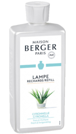 Maison Berger citronella navulling 500ml