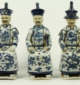 Zittende keizer - set opa/vader/zoon