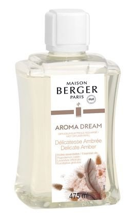 Maison Berger Diffuser Navulling Aroma Delicate Amber 475 ml