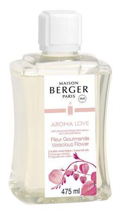 Maison Berger Diffuser Navulling Aroma Voracious Flower 475 ml