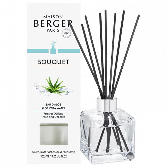Maison Berger Prafumverspreider Cube Aloe Vera Water