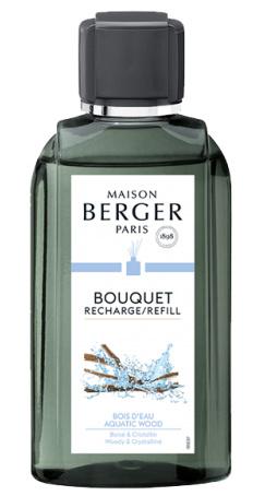 Maison Berger Navulling Aquatic Wood 200 ml