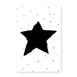 Naamslinger Symbool ster (per 10)