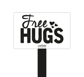 Plantensteker | Free hugs