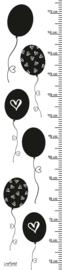 Groeimeter Ballonnen