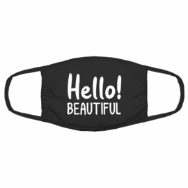 Mondmasker - Hello Beautiful