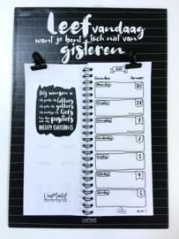 Omlegweekkalender (2020)