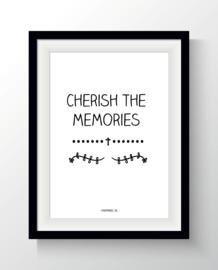 Cherish the memories