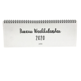 Bureau weekkalender 2020