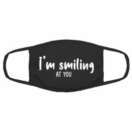 Mondmasker - I'm smiling at you