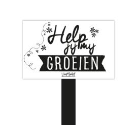 Plantensteker | Help jij mij groeien
