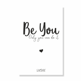 Kadokaart | Be You, per 10 stuks