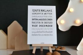 Betekenis Sinterklaas