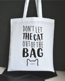 Tas 'Don't let the cat'
