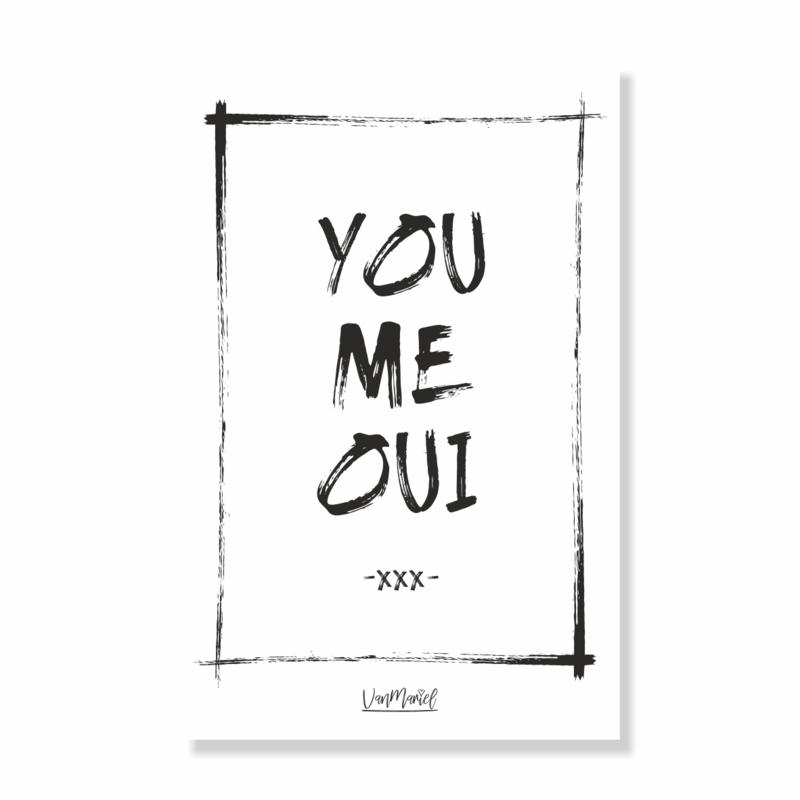 Kadokaart | You me oui, per 10 stuks