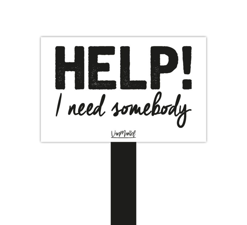 Plantensteker | Help i need somebody