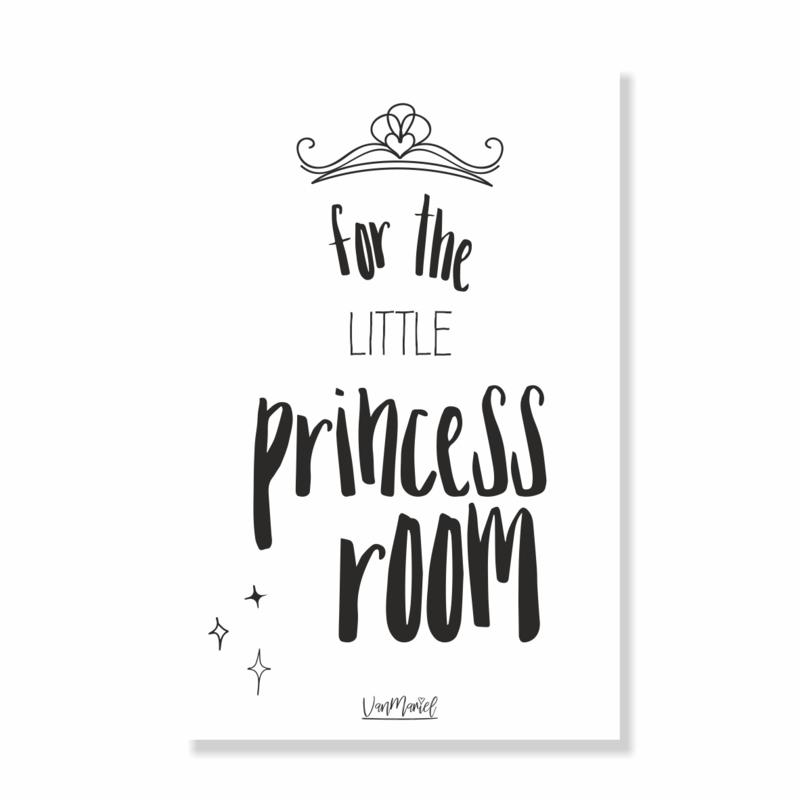 Kadokaart   Little princes room, per 10 stuks