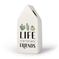 Huisvaasje - Vriendschap