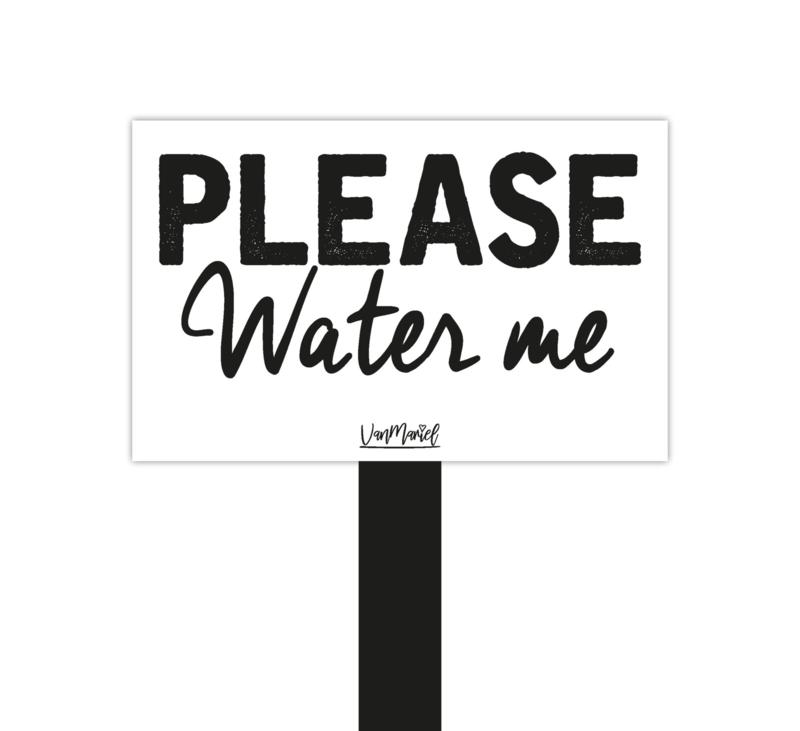 Plantensteker | Please water me