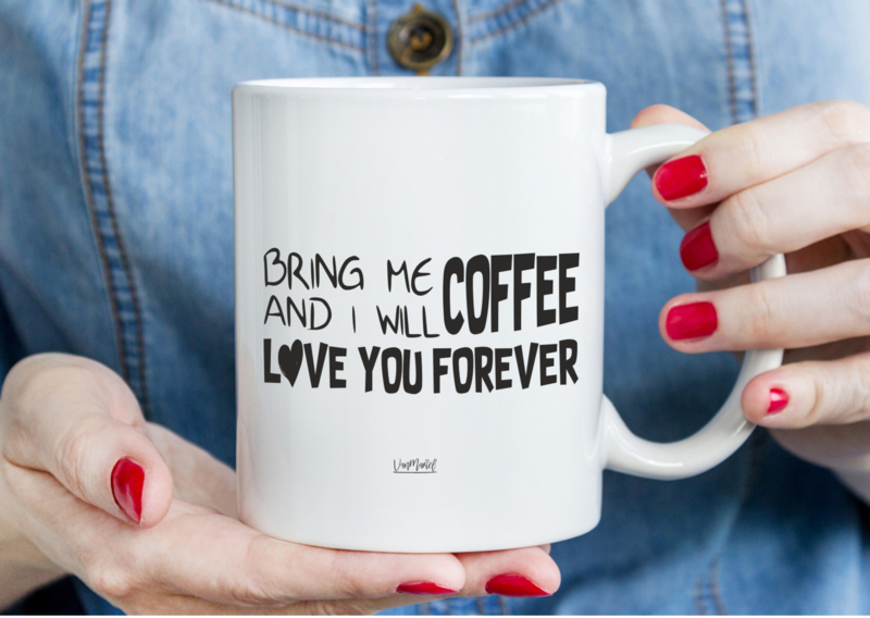 MOK - BRING ME COFFEE AND I WILL LOVE YOU FOREVER