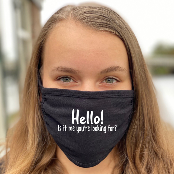 Mondmasker - Is it me