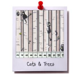catnip cat pillow CATS & TREES