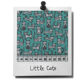 catnip cat pillow LITTLE CATS