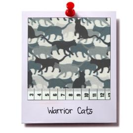catnip cat pillow WARRIOR CATS