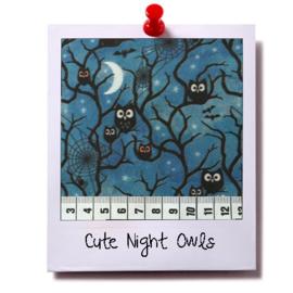 catnip fish CUTE NIGHT OWLS