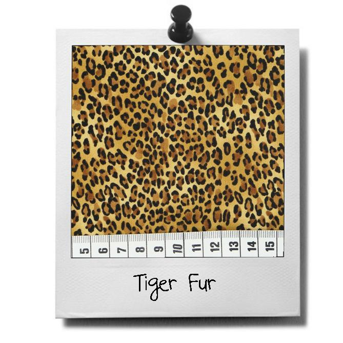 catnip cat pillow TIGER FUR
