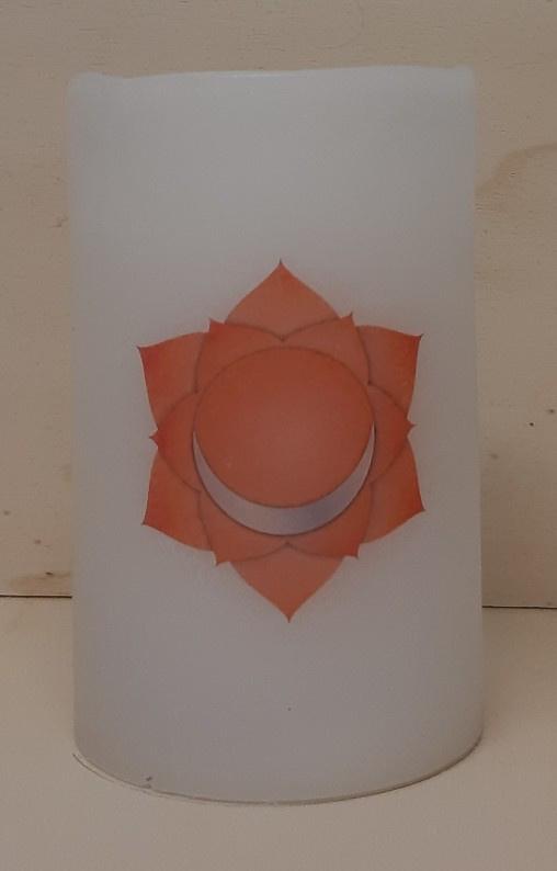 chakra kaars nr.6 sacral