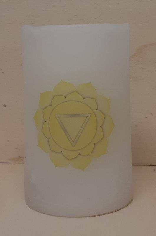 chakra kaars nr.5 solar plexus