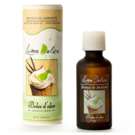 Lime delice geurolie 50 ML